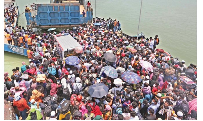 Ban on daytime ferry services lifted