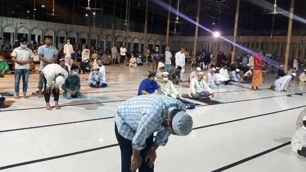 Lailatul Qadr or Shab-e-Qadr observed