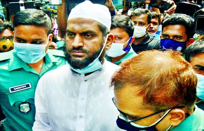 Mamunul Haque sent to jail after remand