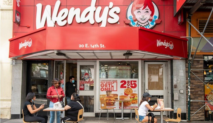 Wendy's: Burger giant plans return to the UK after 20 years