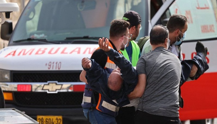 Four stabbed in 'random' New Zealand knife attack