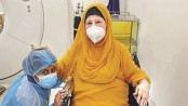 BNP men worried about Khaleda's health condition