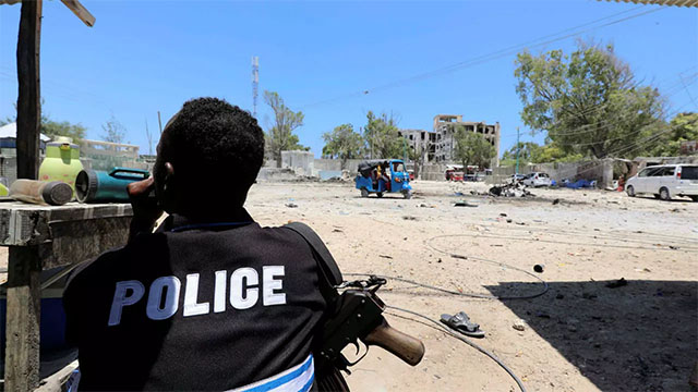 Deadly suicide attack in Somali capital: police