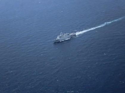 China, Indonesia hold joint naval exercises near Jakarta