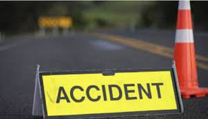 2 killed as bus rams motorcycle in Manikganj