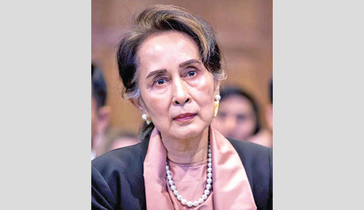 Suu Kyi to appear in court May 24