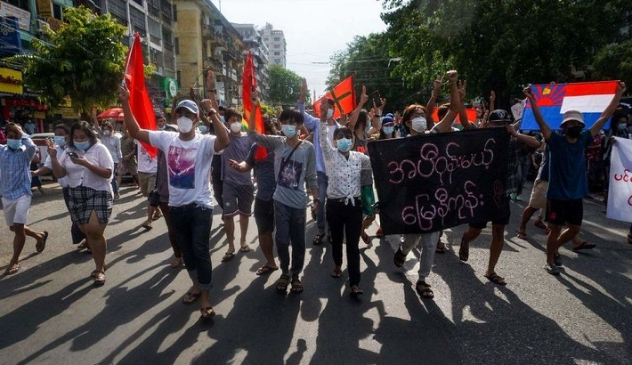 Myanmar: Journalists who fled coup face Thailand deportation