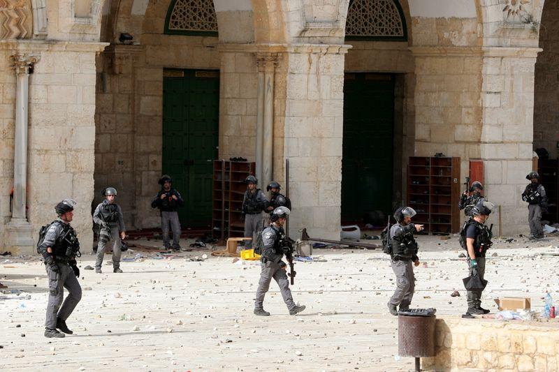 Israel airstrikes kill 20 including 9 children in Gaza, Palestinians say
