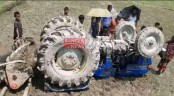 Minor siblings crushed to death by tractor in Sylhet