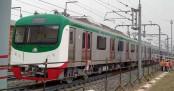 Metro Rail completes test run in Dhaka