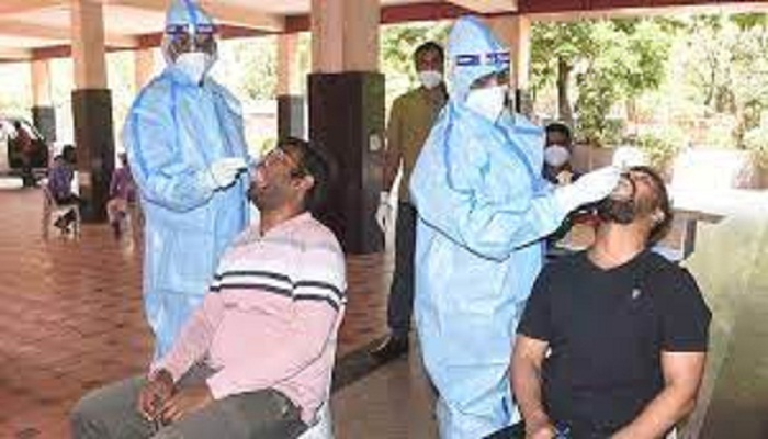 India registers 329,942 new Covid-19 cases, infection tally reaches 22.9 million