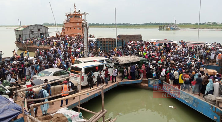5 killed in stampede, heatstroke at Banglabazar ghat