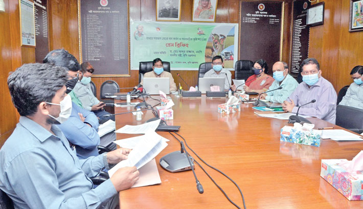 Bumper Boro production likely this year: Minister