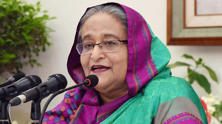 Foreign Secretary hands over a letter of PM Hasina to Palestinian Ambassador concerning Israeli airstrike