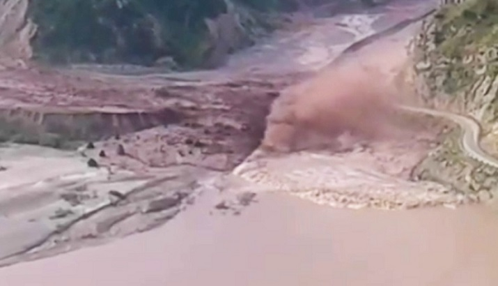Tajikistan says eight killed in landslides