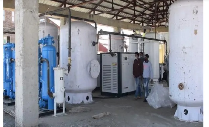 Oxygen plant in J-K's Shopian becomes operational