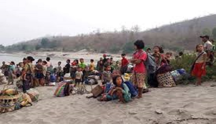 Thai govt instructed to block refugees from Myanmar