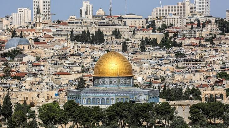 Holy city of Jerusalem marks sad end to Ramadan