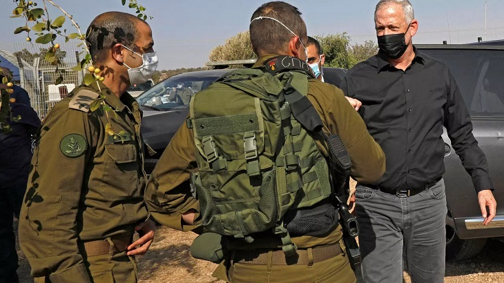 Israel orders 'massive reinforcement' to quell internal violence