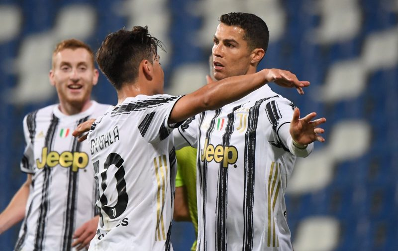 Seven-goal Milan run riot as Juve keep Champions League hopes alive