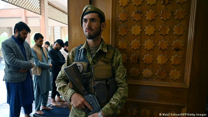 12 killed, 15 injured in mosque explosion in Afghanistan's capital