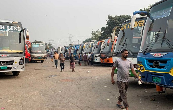 Transport owners, workers renew call to allow highway buses