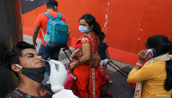 India's Covid-19 tally crosses 24 million-mark with 343,144 fresh cases, daily death toll stands at 4,000