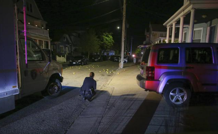 9 wounded in Providence, Rhode Island, shooting
