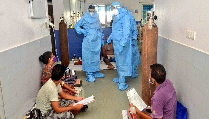 74 deaths at Goa's biggest Covid hospital fighting oxygen crisis
