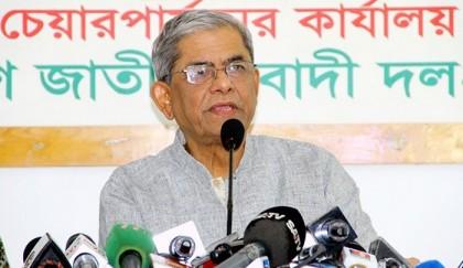 No Eid joy for BNP over a decade: Fakhrul