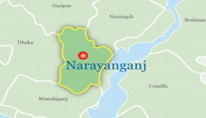 Husband 'hacks wife to death' in Narayanganj