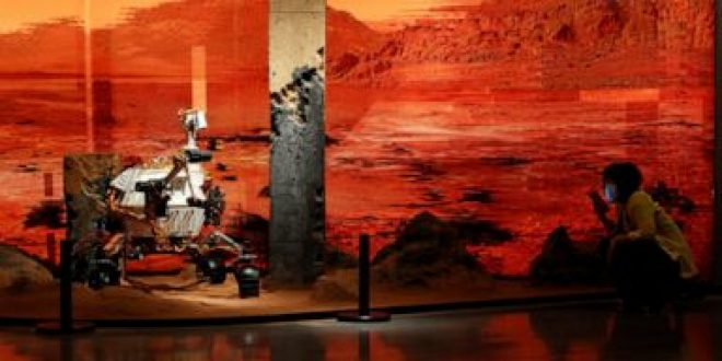 China lands on Mars in latest advance for its space program