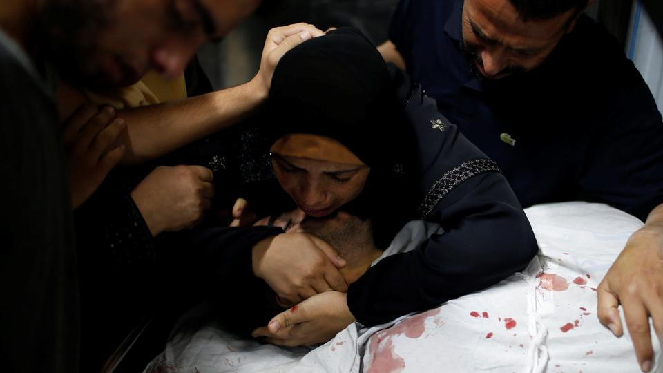 Death toll rises to 136 from Israeli attacks on Gaza