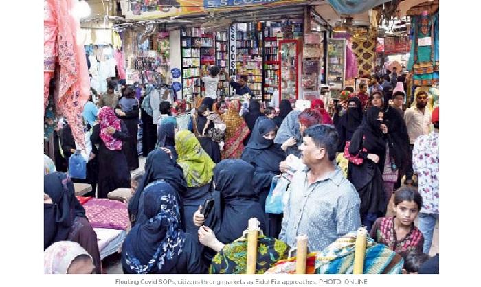 Balochistan struggles to enforce Covid SOPs