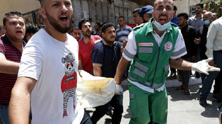 Israeli man killed by rocket from Gaza: medics, police