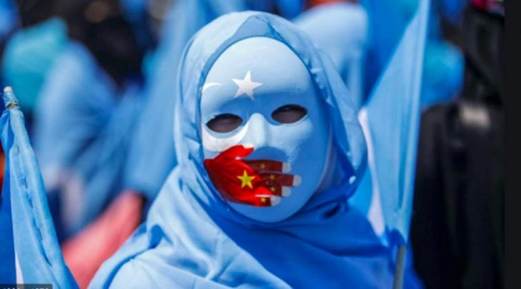 Uyghurs: Demonstrators detained in Kazakhstan as they demanded release of relative in Xinjiang