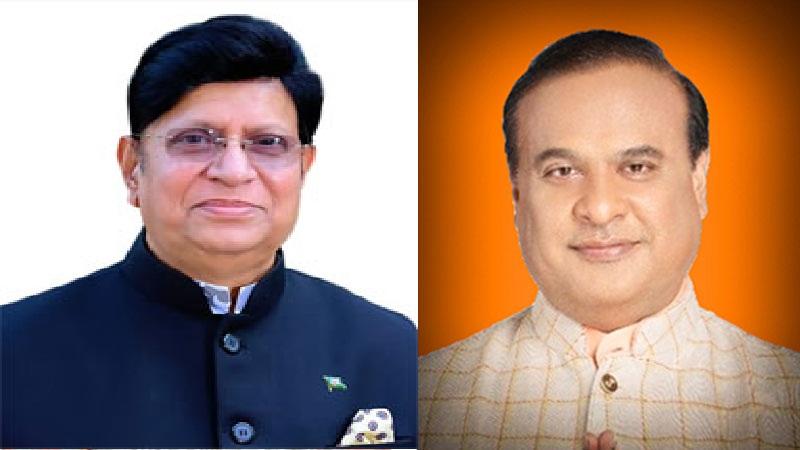 Assam Chief Minister thanks FM Momen