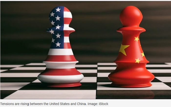Checkmate for China on the global chessboard