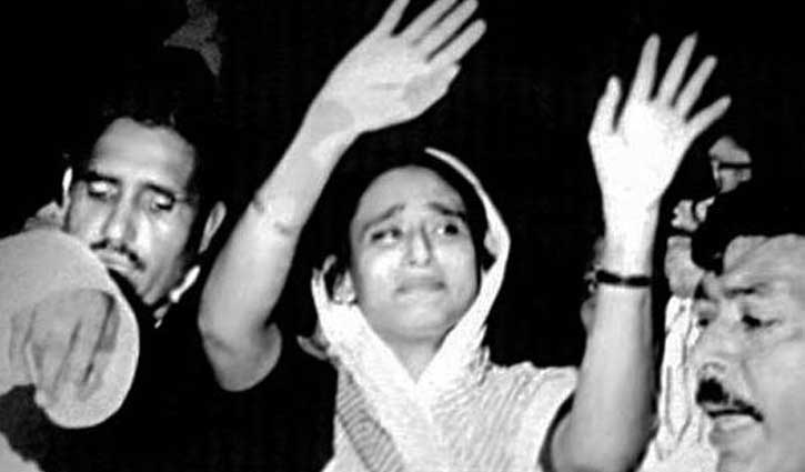 Sheikh Hasina's homecoming day Monday