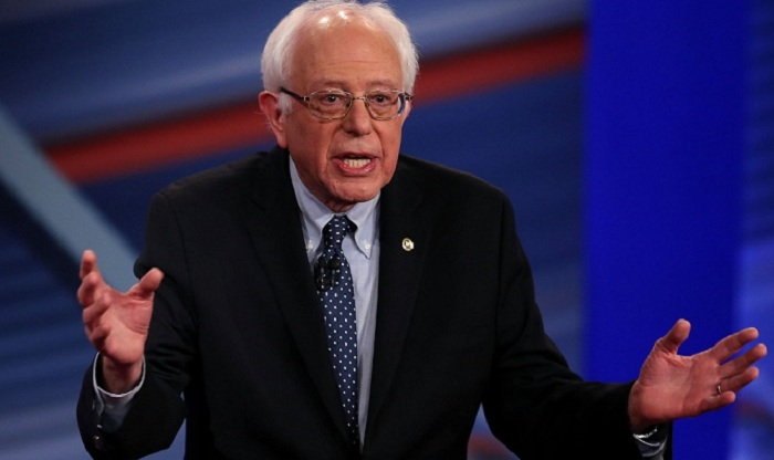 The US Must Stop Being an Apologist for the Netanyahu Government: Bernie Sanders