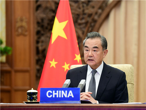 China calls for UN council action, slams US