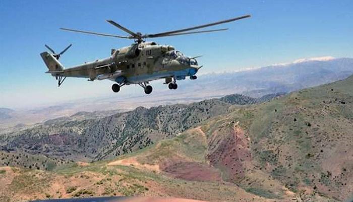 Afghan airstrikes kill 5 militants in eastern Paktia province