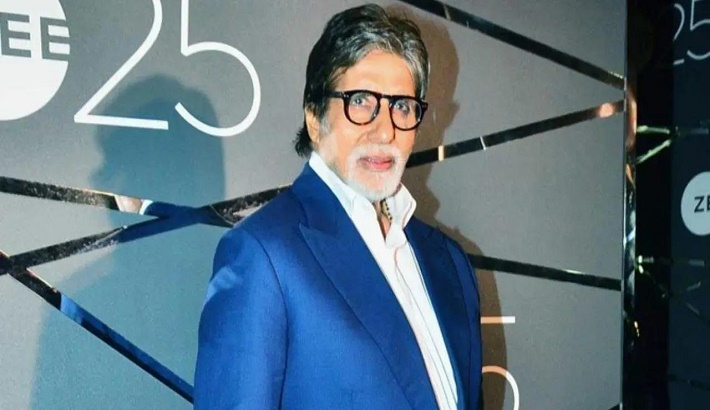 Amitabh Bachchan receives booster dose of COVID-19 vaccine