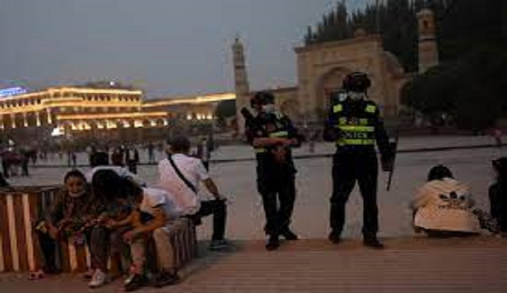 Mosques disappear as China strives to 'build a beautiful Xinjiang'