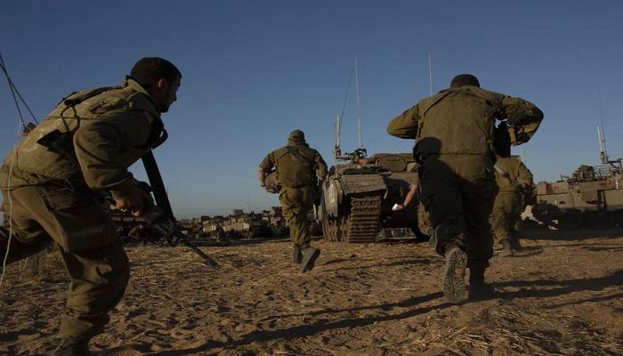 Israeli airstrikes kill 26 in downtown Gaza City