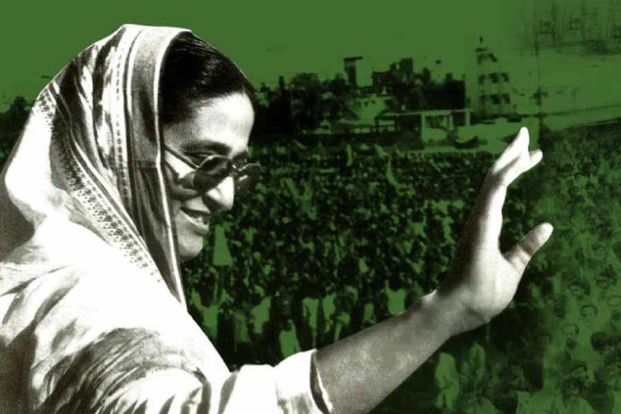 Sheikh Hasina's Homecoming Day today