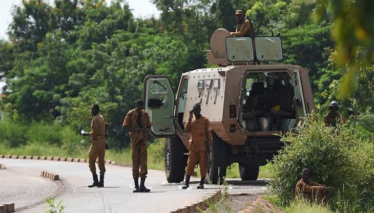 Nine dead in Burkina Faso jihadist attack