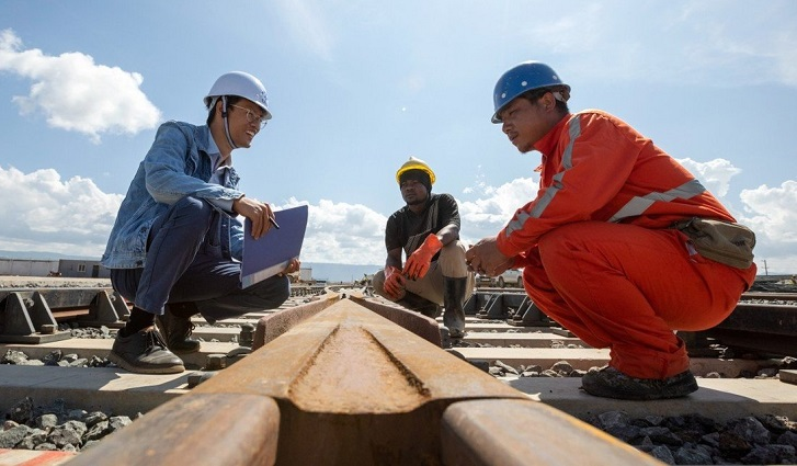 Chinese contractors win majority of mega projects in Africa