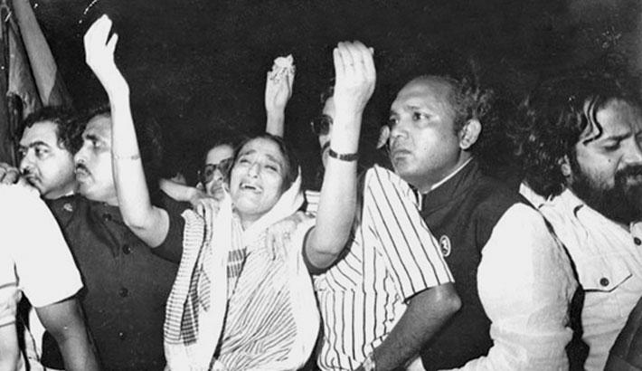 Hasina's Homecoming Day today