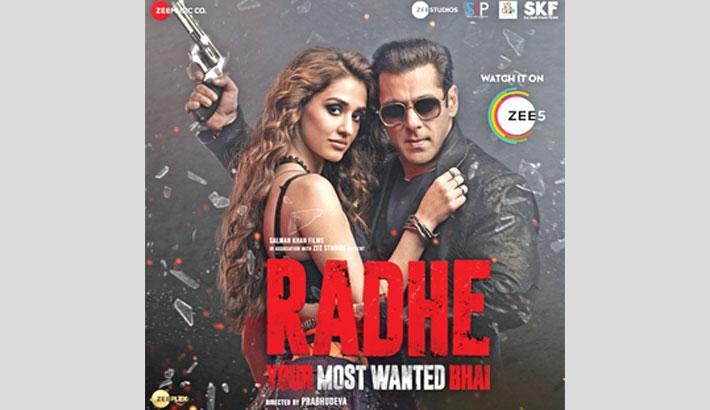 Salman's 'Radhe' receives roaring response on OTT